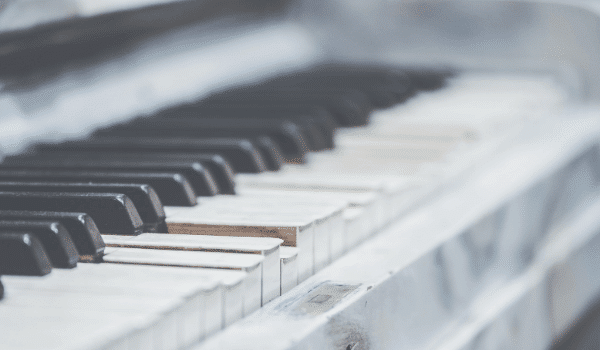 tips for cleaning piano