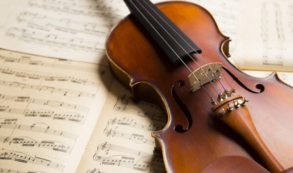 easy violin songs