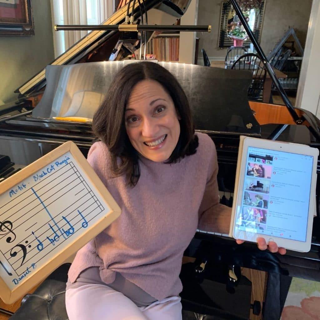 technology enhanced music teaching