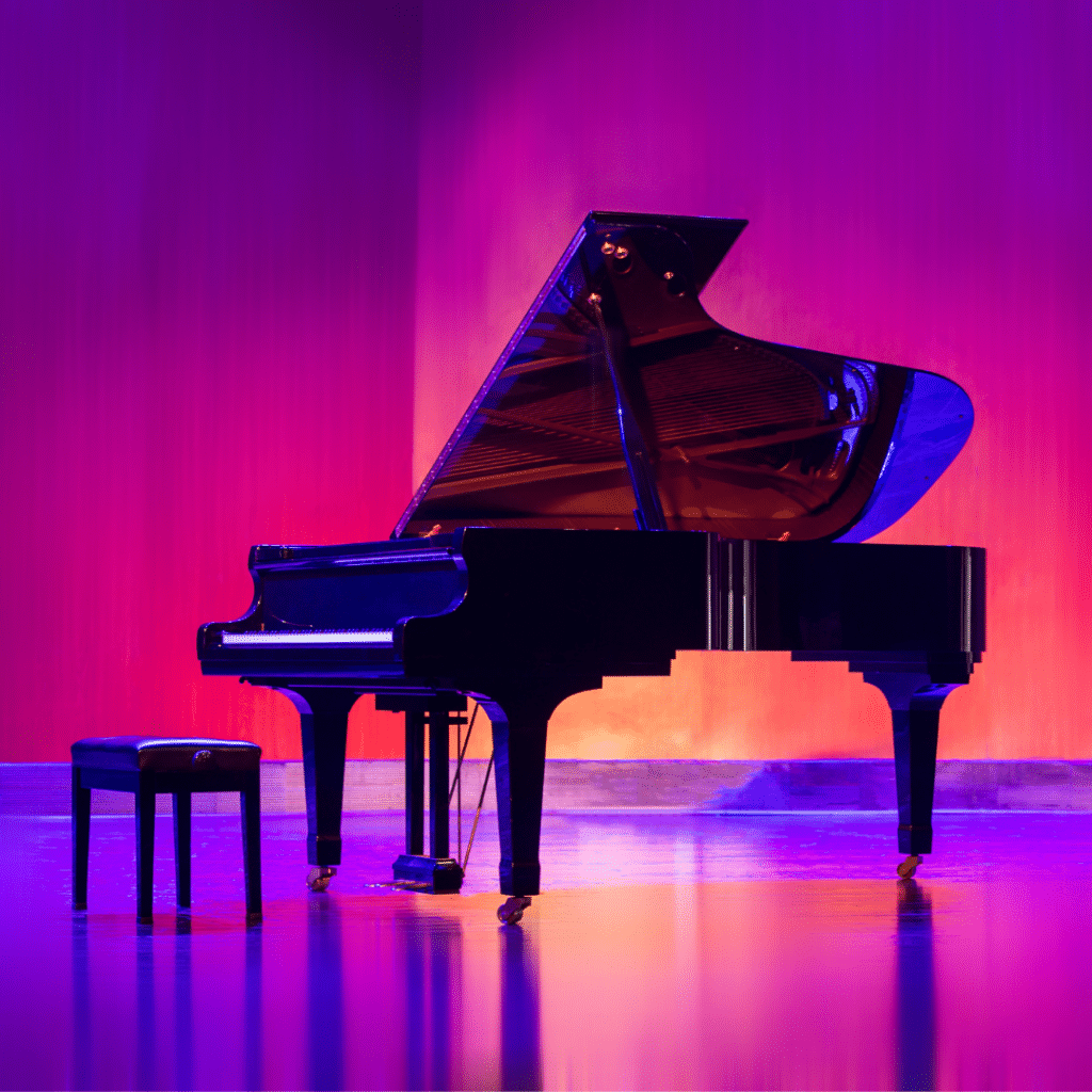 Piano as a first instrument